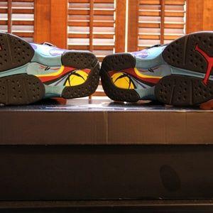 Jordan Shoes - Air Jordan 8 Retro GS